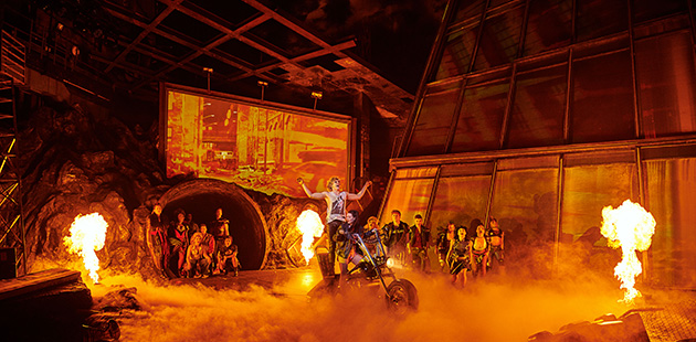 Bat Out Of Hell - The Rock Musical