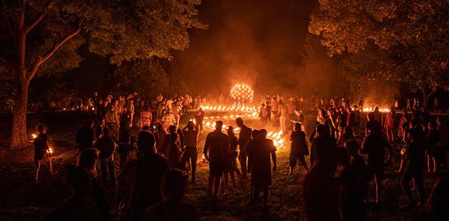 Compagnie-Carabosse's-Fire-Gradens-courtesy-of-Adelaide-Festival
