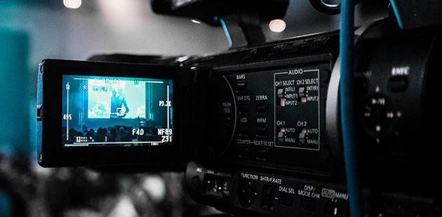 TV-Broadcast-Camera
