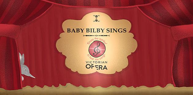 Victorian-Opera-Baby-Bilby-Sings