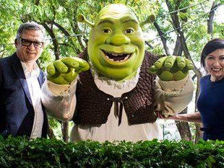 QPAC-Shrek-John-Kotzas-Shrek-Leanne-Enoch