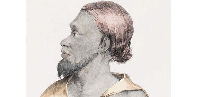 TC-A-portrait-of-Mokare-by-Louis-de-Sainson-(1833)-Wikimedia-Commons