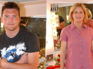 NIDA Sam Worthington and Sonia Todd