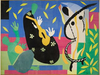 AAR-AGNSW-Henri-Matisse-La-Tristesse-du-Roi-1952