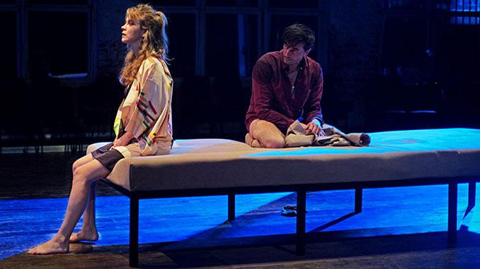 16th-Street-Actors-Studio-Burn-This-Jessica-Clarke-(Anna)-Mark-Diaco-(Pale)
