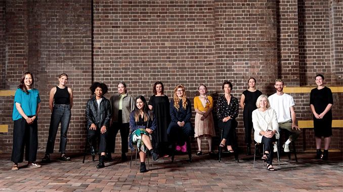Powerhouse NSW Creative Residents 2021 photo by Ken Leanfore