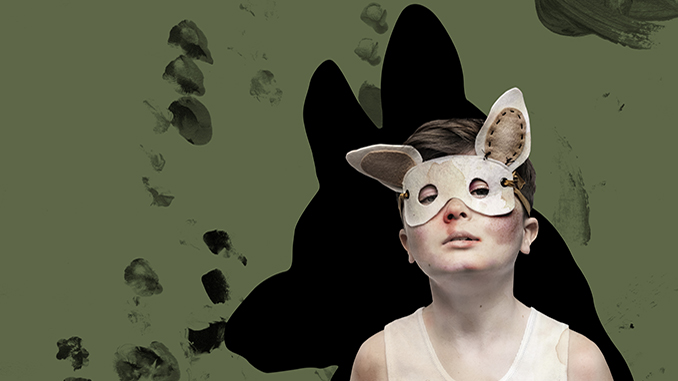 The Boy Who Talked to Dogs photo by Andy Ellis