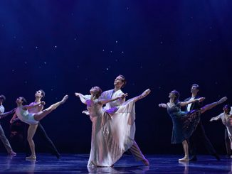 AAR Queensland Ballet photo by David Kelly