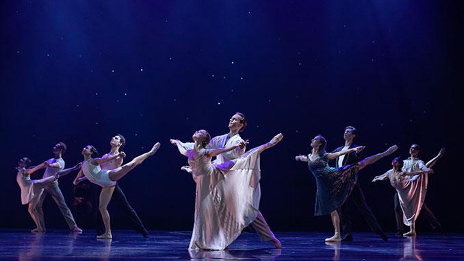 AAR Queensland Ballet photo by David Kelly