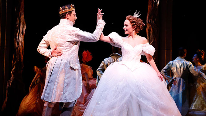 CINDERELLA-Santino-Fontana-and-Laura-Osnes-Original-Broadway-Production-photo-by-Carol-Rosegg