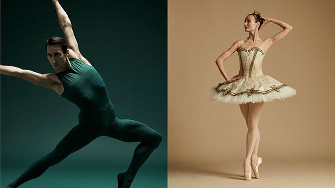 Artists of The Australian Ballet - photo by Pierre Toussaint