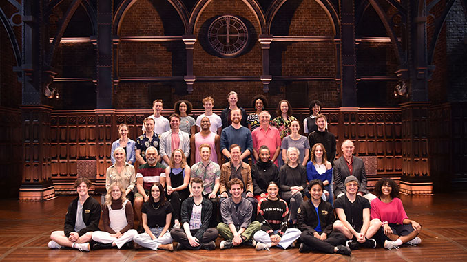 The Australian Company of Harry Potter and the Cursed Child - photo by Jim Lee