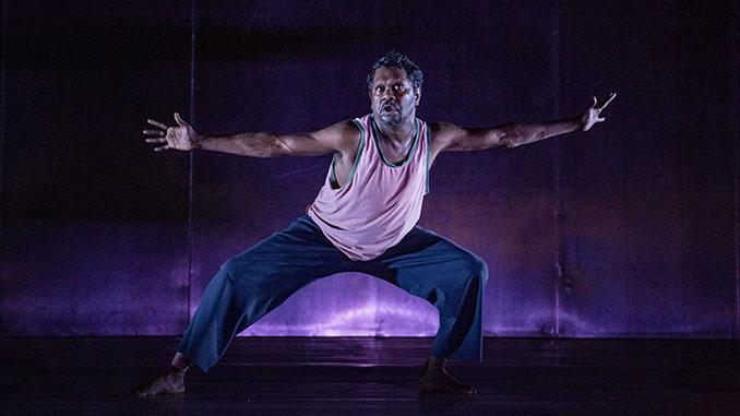 Marrugeku-Emmanuel-James-Brown-in-Jurrungu-Ngan-ga-2021-photo-by-Abby-Murray