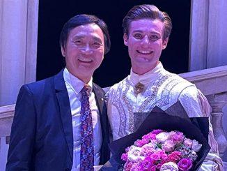 Queensland-Ballet-Artistic-Director-Li-Cunxin-AO-and-Joel-Woellner
