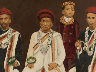 Guru-Das-Studio-not-titled-[Gujarati-family-group-portrait]-India-purchased-2009