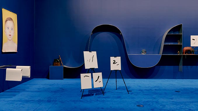 NGV-Installation-view-of-Camille-Henrot-Is-Today-Tomorrow-at-NGV-International-Melbourne-photo-by-Tom-Ross