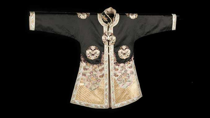 MCAH-Black-silk-jacket-donated-by-Clair-Williams-photo-courtesy-of-Museum-of-Chinese-Australian-History