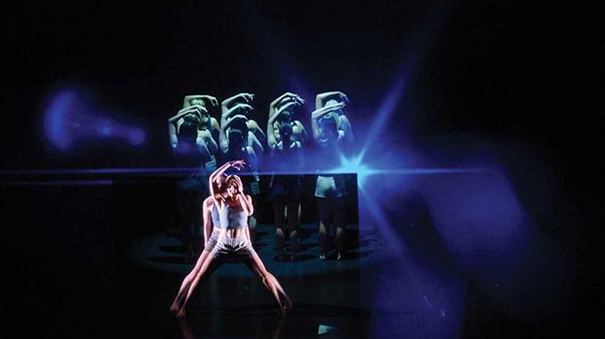 QUT Dance 19 photo by Tony Phillips