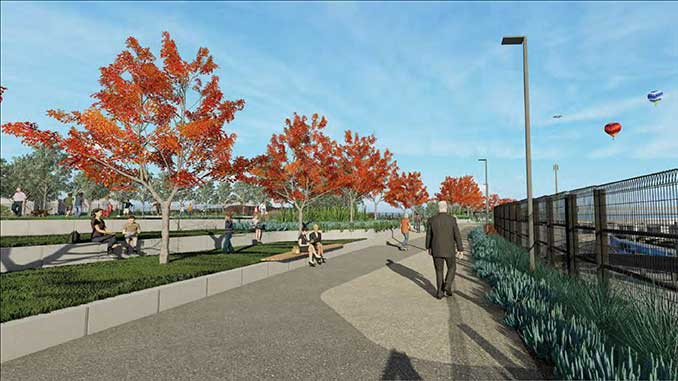 The-Art-of-Rail-Artist's-impression-of-the-new-South-Yarra-Siding-Reserve