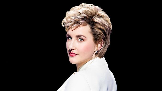 Diana The Musical Jeanna de Waal stars as Diana
