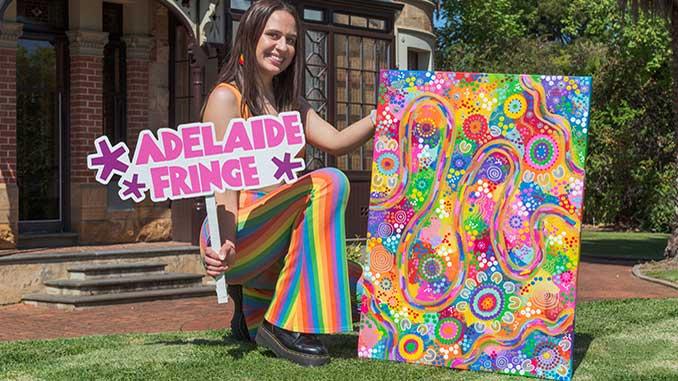 2022-Adelaide-Fringe-Poster-Mali-Isabel-photo-by-Fumika-Takagi