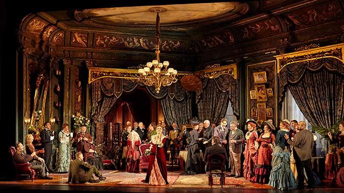 Opera Australia La Traviata
