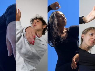 SDC-New-Breed-Choreographers-2021-Jacopo-Grabar,-Lilian-Steiner,-Jasmin-Sheppard-and-Rhiannon-Newton